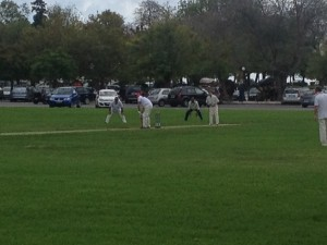 Cricket on the Town Green